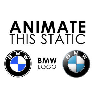 BMW logo animation