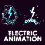 Electric animation After Effects tutorial