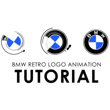 BMW logo after effects tutorial