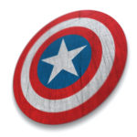 Captain America shield in After Effects