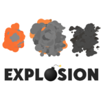 Explosion in After Effects