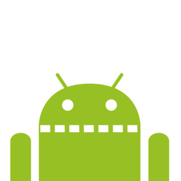 Android logo animation