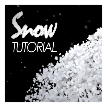After Effects Snow