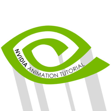 Nvidia animation After Effects lesson
