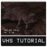 VHS effect