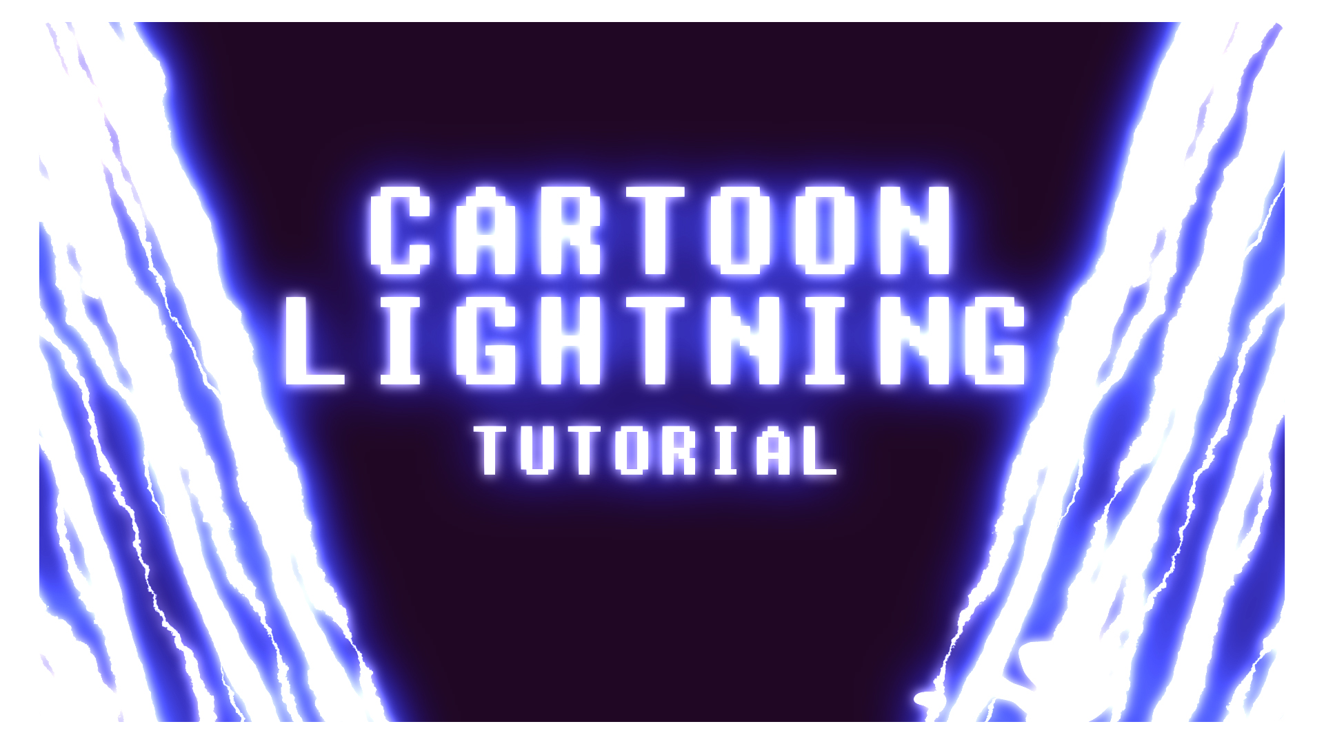 Anime lightning in After Effects | EasyAfterEffects net