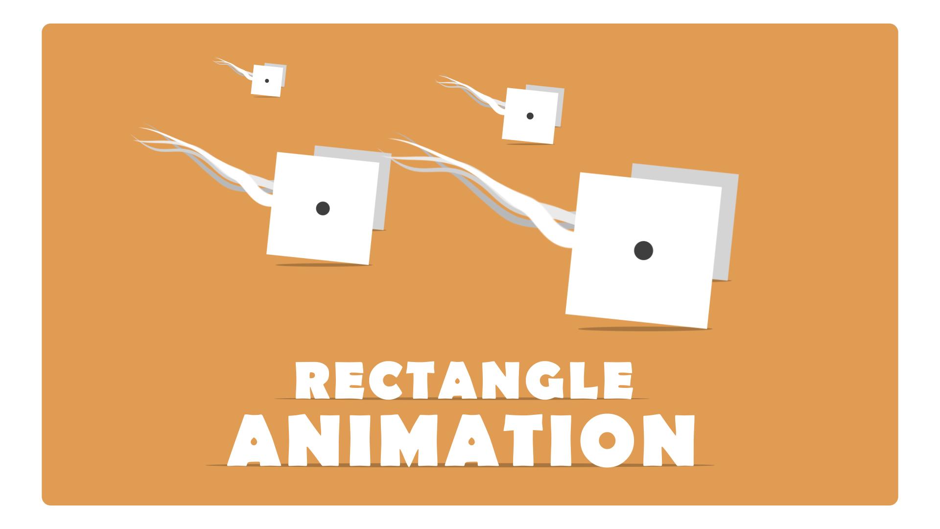 rectangle shape tutorial