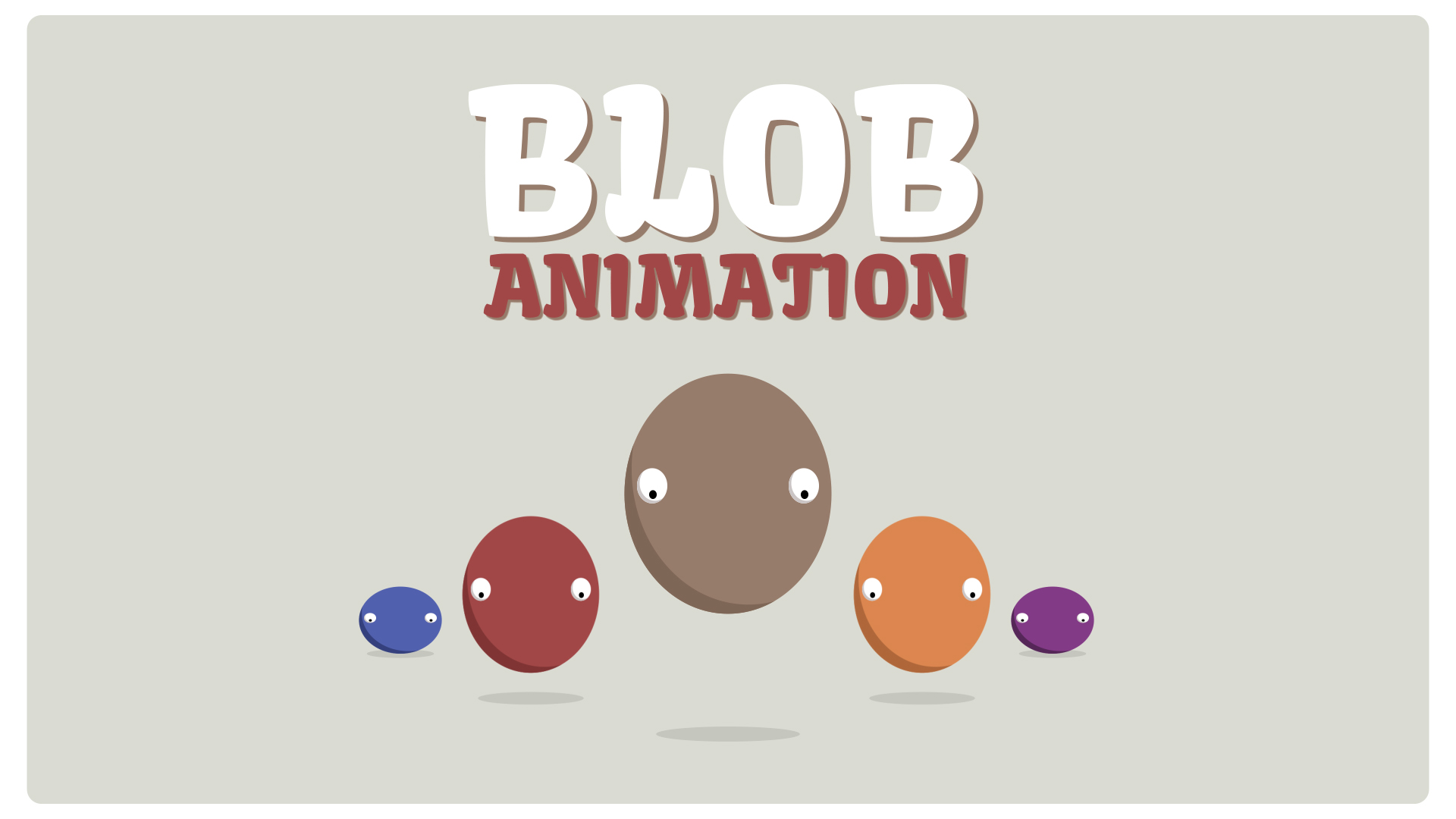 ball animation after effects