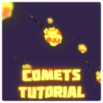 Comets After Effects tutorial