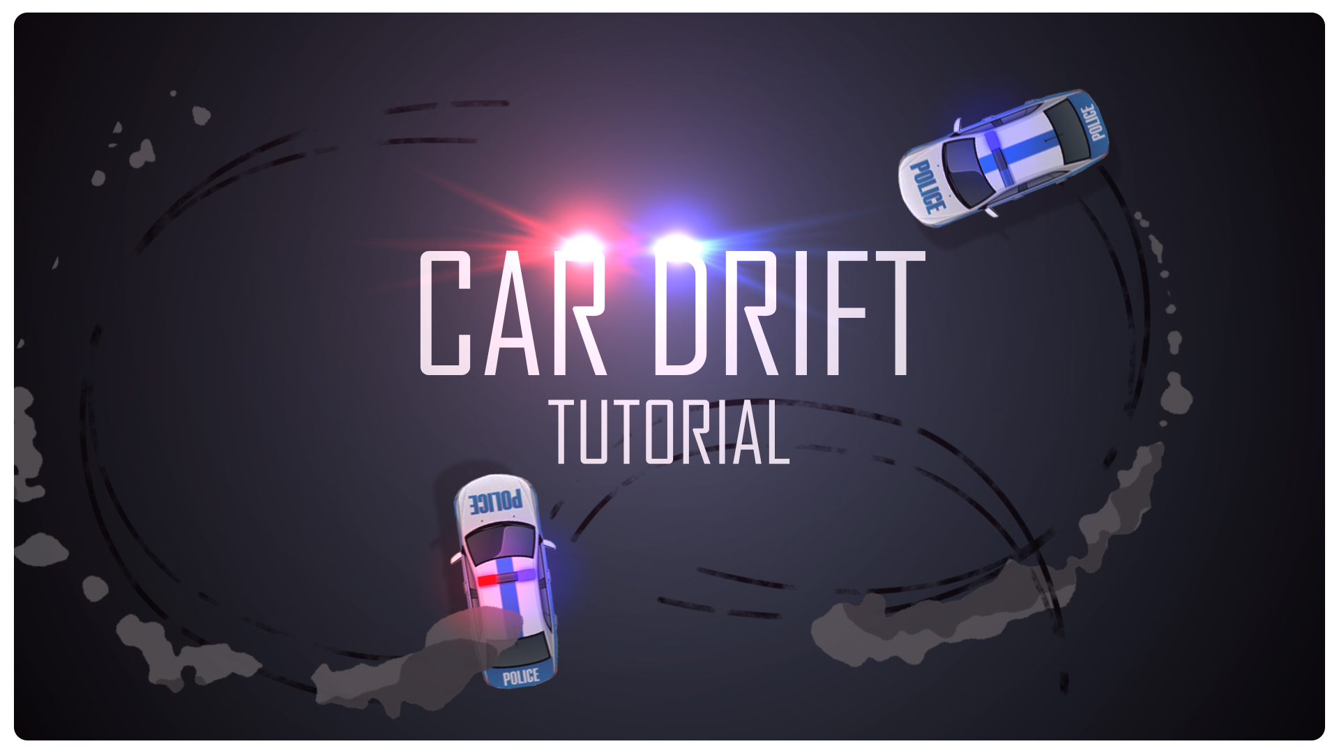 Car Drift After Effects tutorial