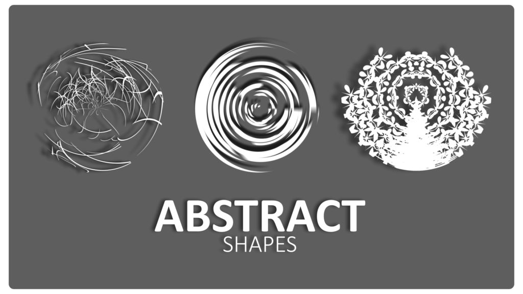 Abstract shapes in After Effects