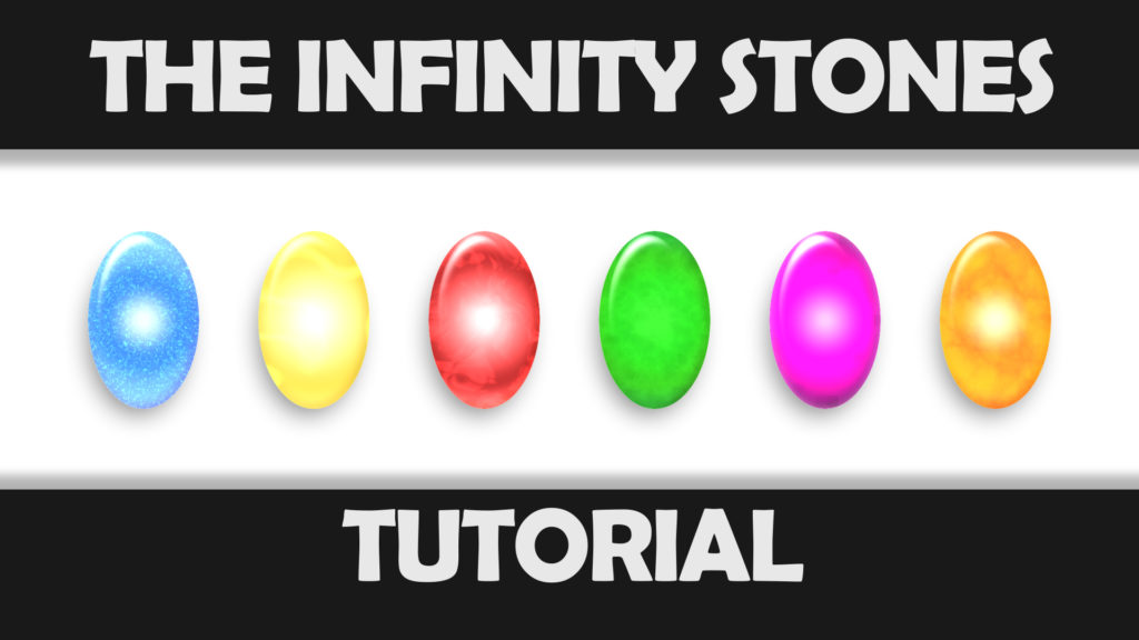 Infinity stones in after effects