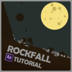 Making Rockfall in After Effects