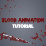 Blood splashes After Effects tutorial