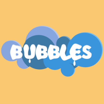 Bubbles animation in After Effects