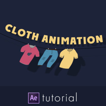 Cloth animation in After Effects