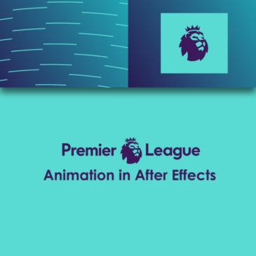Premier League logo animation