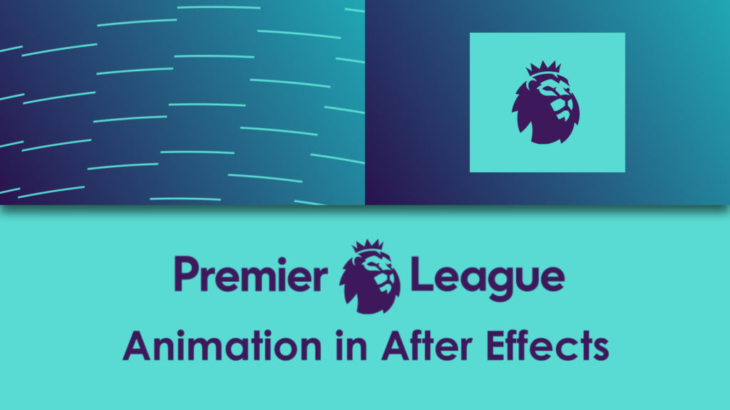 Premier League logo animation