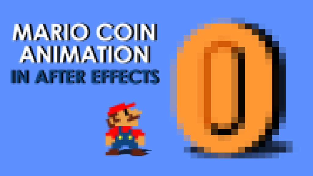 mario in after effects