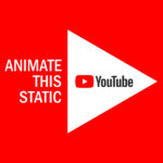 YouTube logo animation