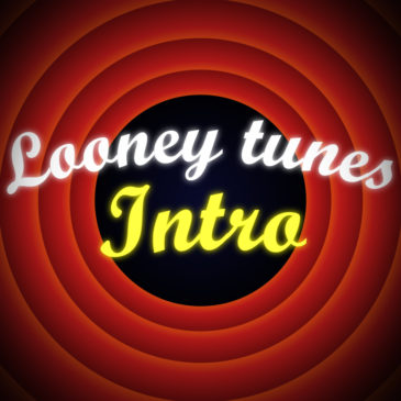 Looney Tunes intro in After Effects