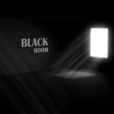 Black room After Effects tutorial