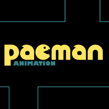 Pacman animation in After Effects