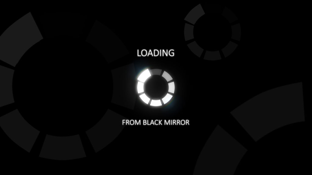 Black Mirror after effects