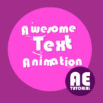 Awesome Text animation