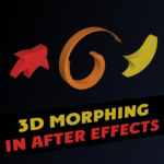 3D morphing in After Effects