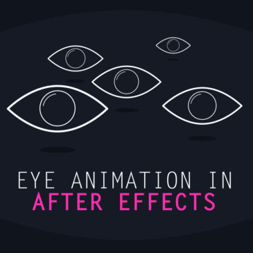 Eye outline animation tutorial