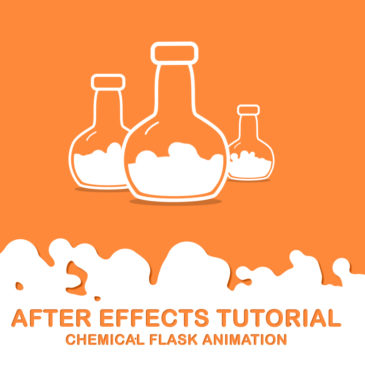 Chemical liquid animation