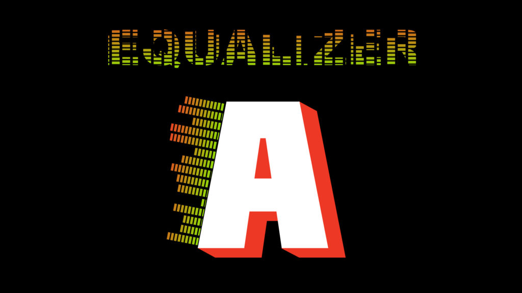 create equalizer animations