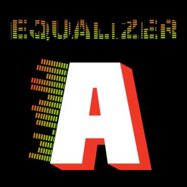 Equalizer animation in After Effects