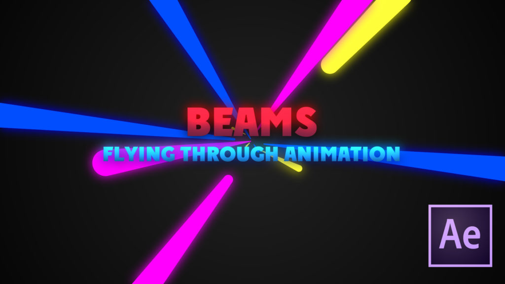 beams animation