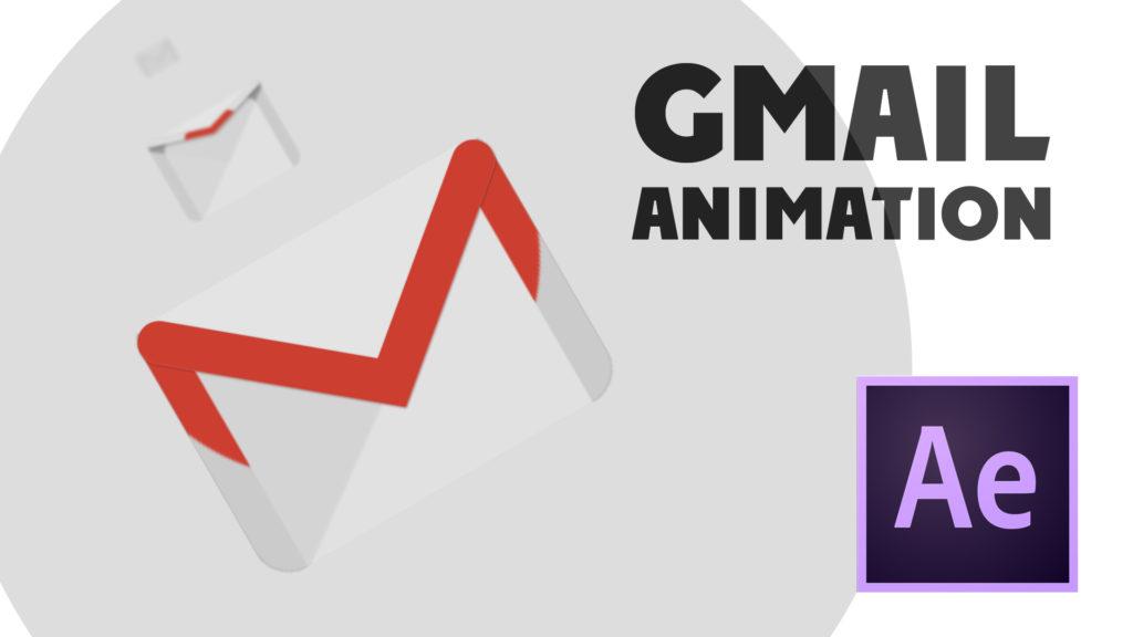 Gmail animation