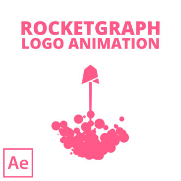 Rocketgraph logo animation tutorial