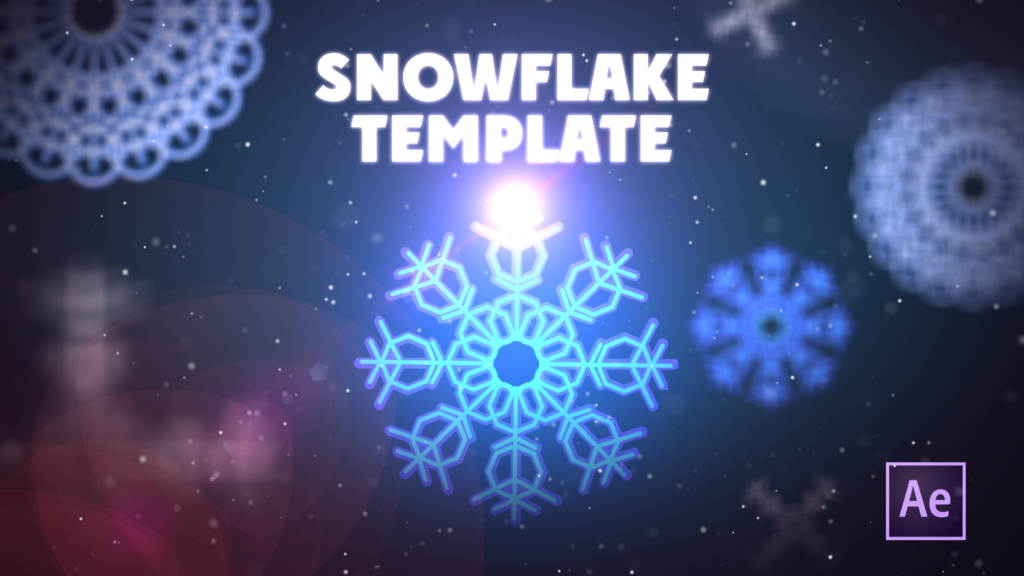 Snowflake in After Effects