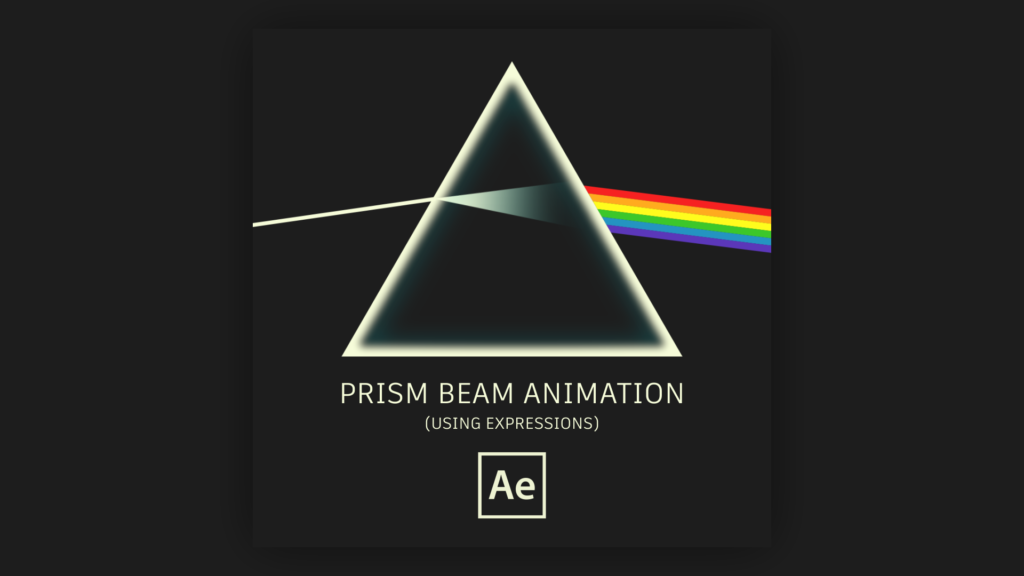 prism beam animation