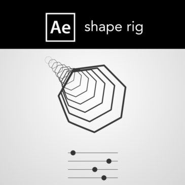 Shape Rig in After Effects
