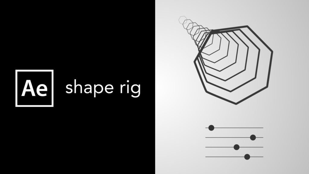 shapes in after effects