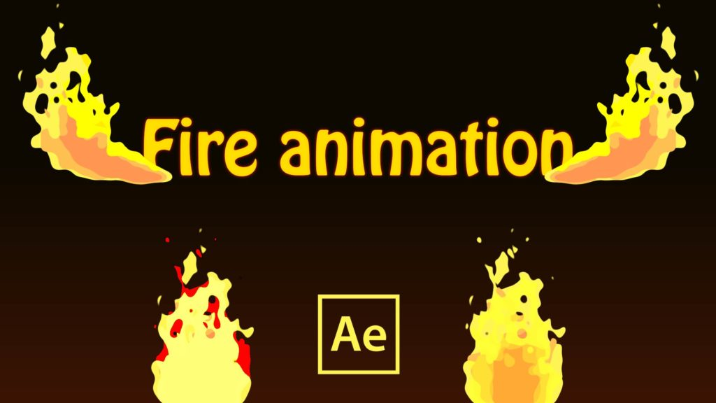 fire animation tutorial
