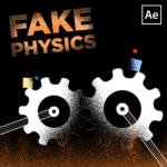Fake physics After Effects tutorial
