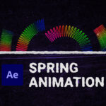 Spring animation After Effects tutorial