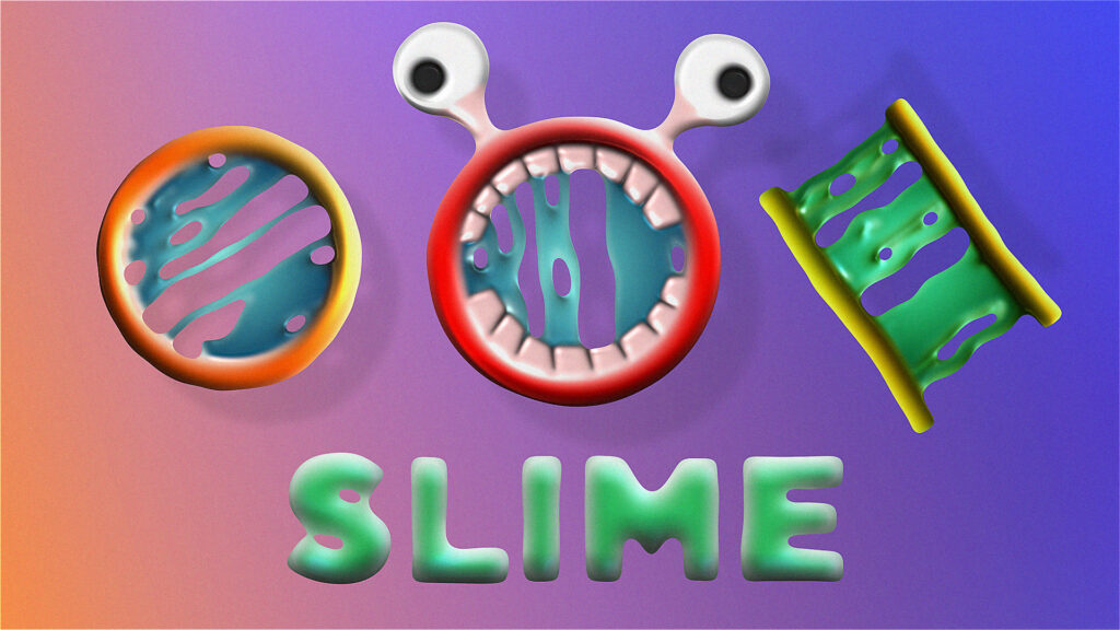 Slime After Effects tutorial