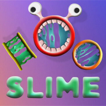 Slime animation in After Effects