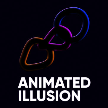 Animated illusion in After Effects